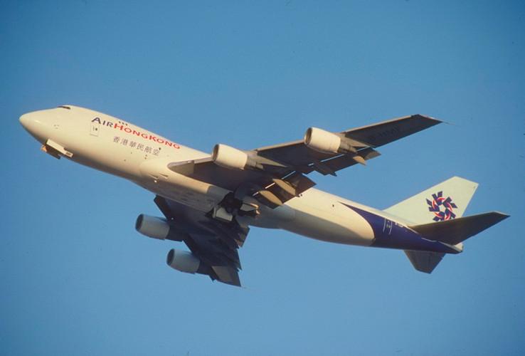 Phoenix Air HK Boeing 747-200 B-HMF 1/400