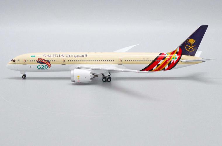 JC Wings Saudi Arabian Airlines Boeing 787-9 Dreamliner G20 Saudi Arabia 2020 HZ-ARF 1/400