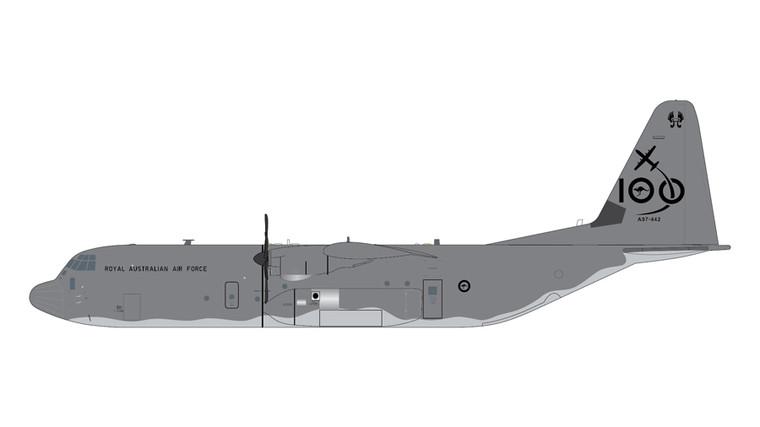 GeminiJets Royal Australian Air Force C-130J Super Hercules A97-442 1/200 G2RAA993