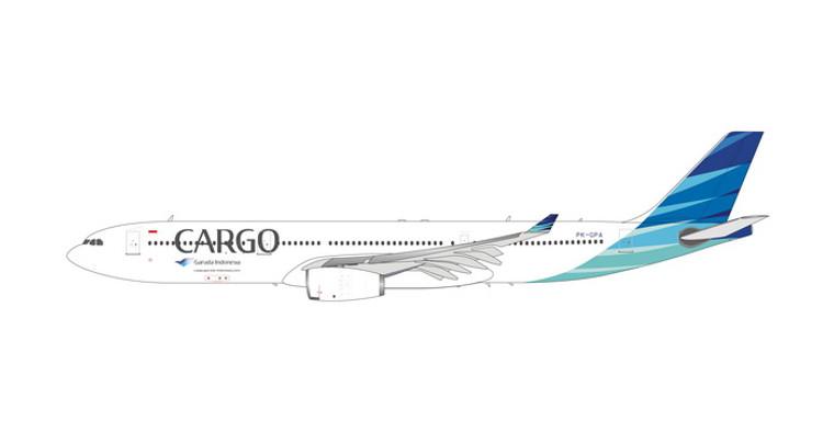 Phoenix Garuda Indonesia Cargo Airbus A330-300 PK-GPA 1/400