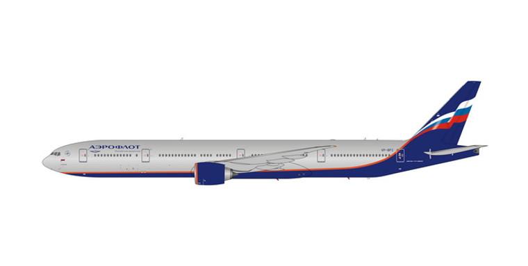 Phoenix Aeroflot Boeing 777-300ER VP-BFC 1/400