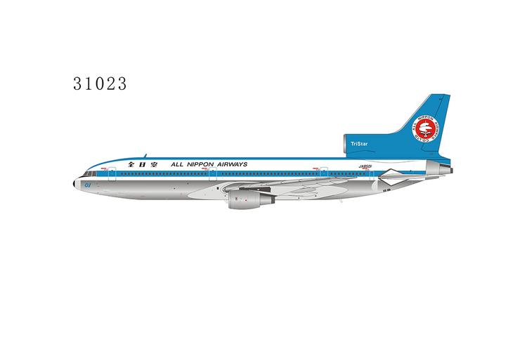 NG Models All Nippon Airways - ANA L-1011-1 JA8501 (1970s) 1/400