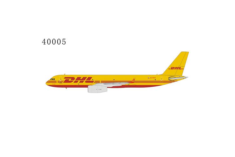 NG Models DHL Tupolev Tu-204-100S RA-64024 1/400