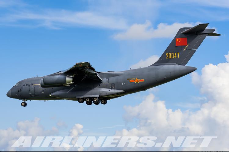 NG Models PLA Air Force Xian Y-20 20047/11152 (Airshow China 2021) 1/400