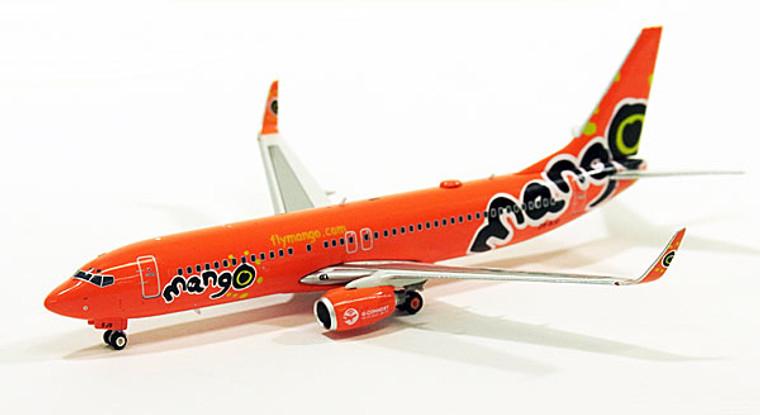 Phoenix Mango Boeing 737-800 ZS-SJO 1/400 PH10866