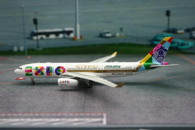Phoenix Etihad Airways Airbus A330-200 'Expo 2015' 1/400