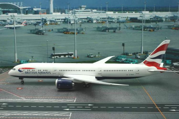 Phoenix British Airways Boeing 787-9 Dreamliner 1/200 PH20115
