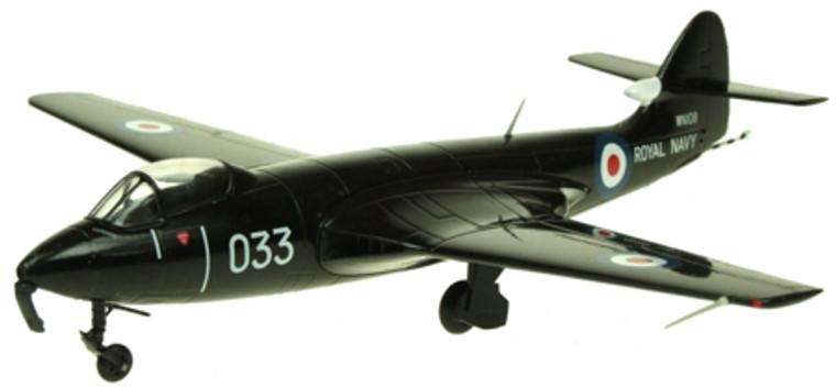 Aviation 72 Hawker Sea Hawk Radar Test Target WN108 1/72
