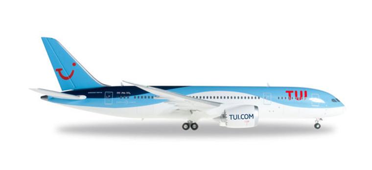 Herpa TUI Airlines Boeing 787-8 Dreamliner 1/200 557757