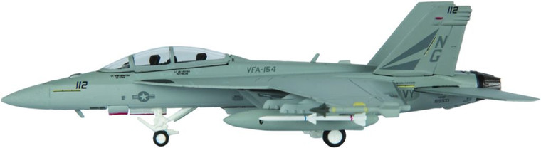 Hogan US Navy VFA-154 F/A-18F 'Black Knights'