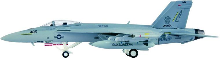 Hogan US Navy VFA-105 F/A-18E 'Gunslingers' CVW-3 AC-405 1/200