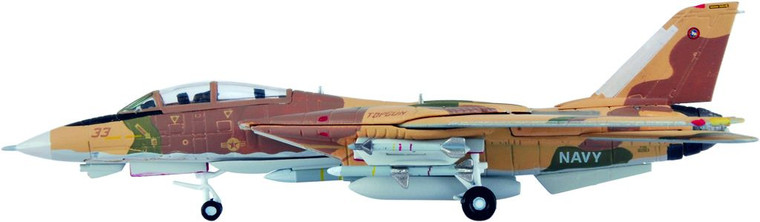 Hogan US Naval Navy Fighter Weapon School F-14A TOPGUN 33 1/200