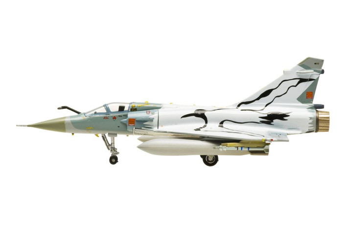 "Hogan French Air Force Mirage 2000C EC 2/2 ""Côte d'Or"" Spécial 1/200"