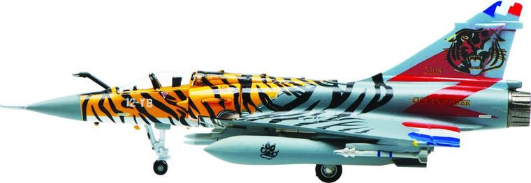 """Hogan 12-YO EC 1/12  Mirage 2000C """"Cambrésis"""" """"Tiger Meet 2008"""" 1/200"""