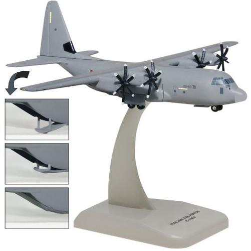 Hogan Italy Air Force C-130J Super Hercules 1/200