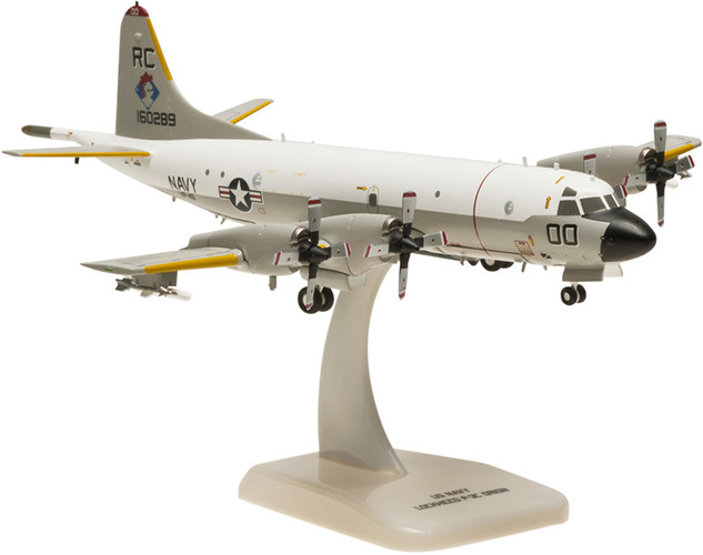 "Hogan P-3C US Navy P-3C ""Grey Knights"" 1/200"