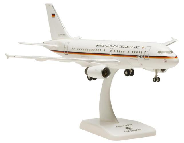 Herpa Wings 1:500 Airbus A 319 Luftwaffe Flugbereitschaft 533409