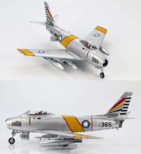 HobbyMaster ROCAF F-86F Sabre 1th BG, Hsin Chu, 1958 1/72 HA4302