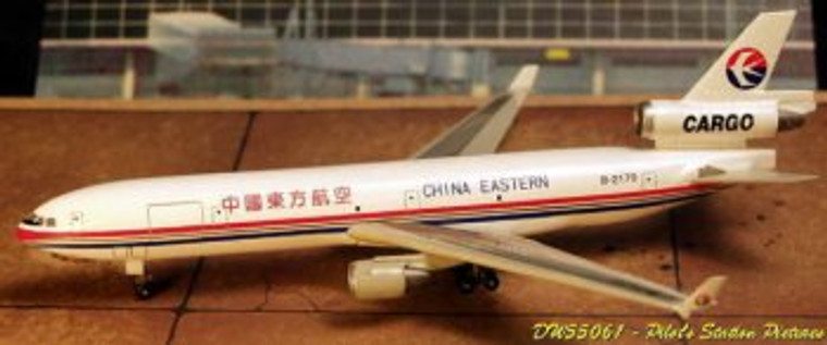 Dragon Wings China Eastern MD-11F Cargo 1/400