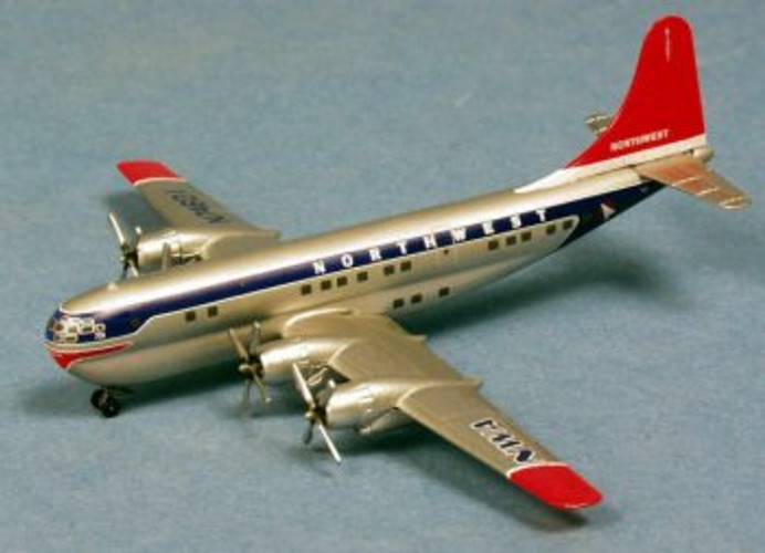 Dragon Wings Northwest Airlines Boeing 377 Stratocruiser (metal box) 1/400