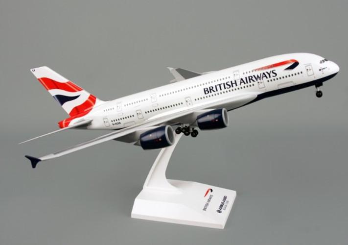 SkyMarks British Airways Airbus A380 1/200 SKR652