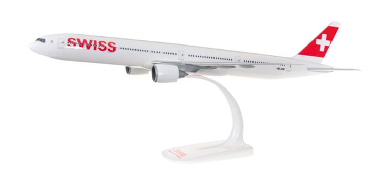 Herpa Snap-Fit Swiss International Air Lines Boeing 777-300ER 1/200 610698-001