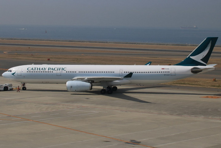 Eagle C P Airbus A330-300 B-LAJ 1/200