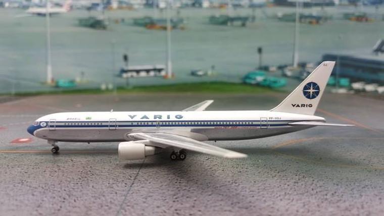 Phoenix Varig Boeing 767-300ER (Polished) PP-VOJ 1/400 PH11280