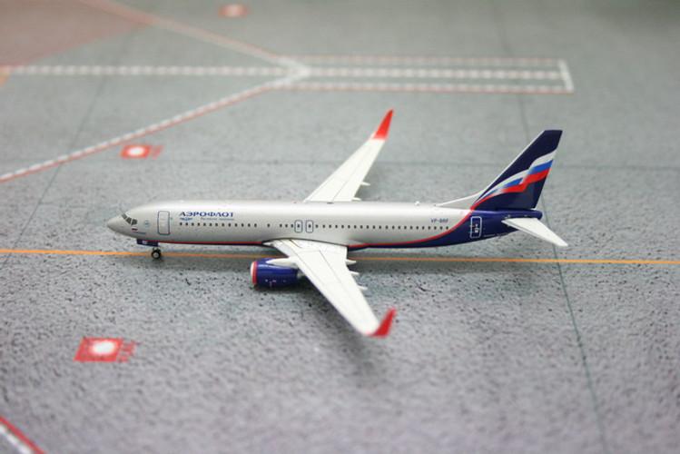Phoenix Aeroflot Boeing 737-800 1/400