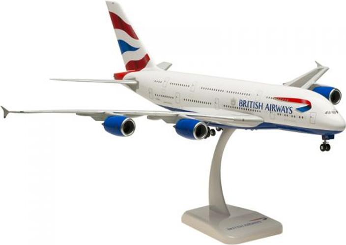 Hogan British Airways Airbus A380-800 G-XLEA 1/200