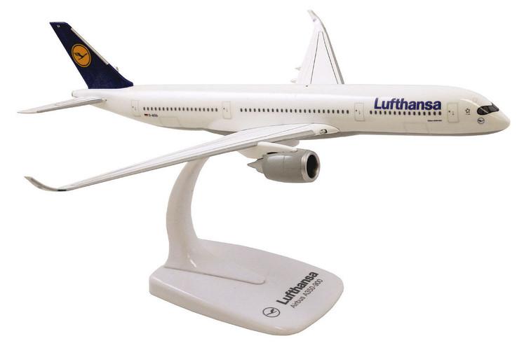Limox Snap-Fit Lufthansa Airbus A350-900 1/250