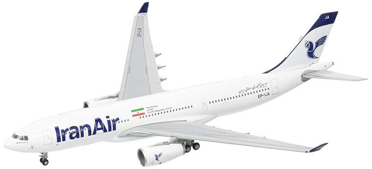 Phoenix Iran Air Airbus A330-200 EP-IJA 1/400