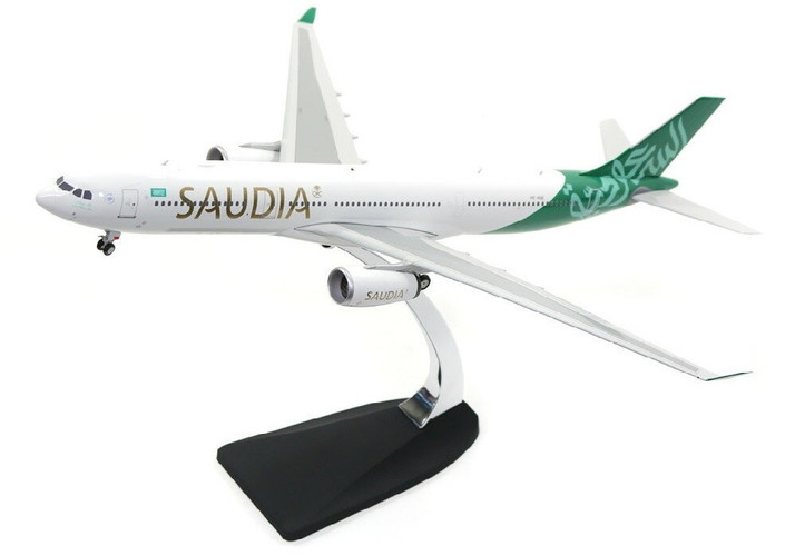 Phoenix Saudi Arabian Airbus A330-300 HZ-AQE 1/200