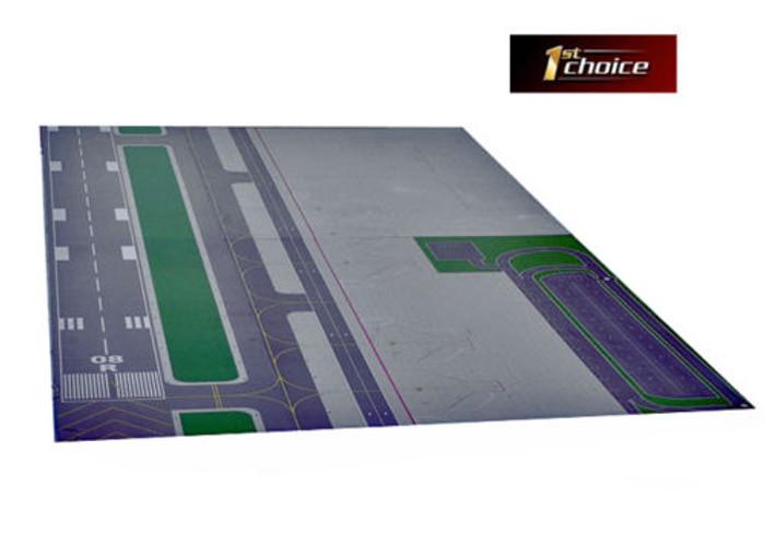 1st Choice Airport Mat Layout Set 1/400 & 1/200