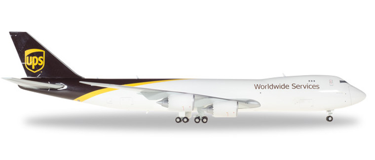 Herpa UPS Airlines Boeing 747-8F - N605UP 1/200 558822