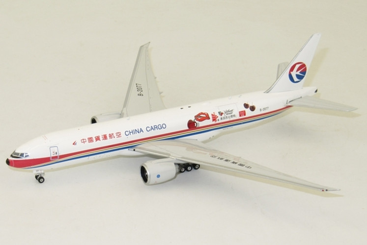 Phoenix China Cargo Boeing 777-200LR 'Cherries' B-2077 1/400