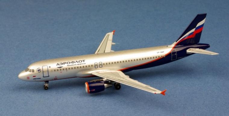 Aeroclassics Aeroflot Airbus A320 VP-BWF D. Shostakovich 1/400 AC969A