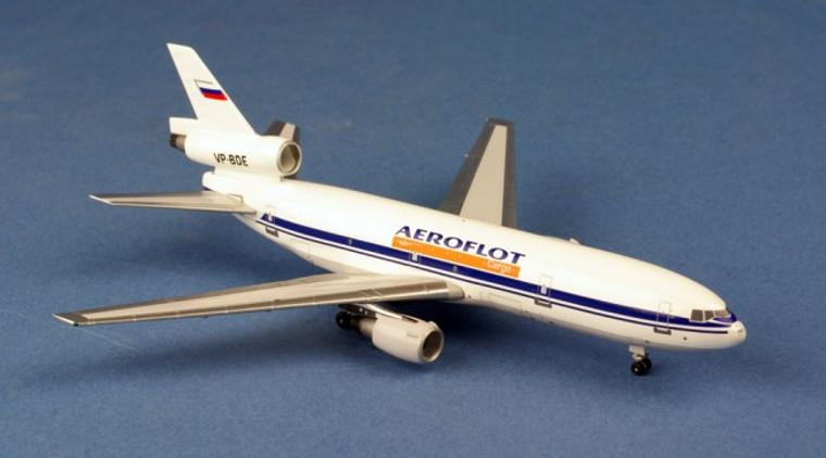 Aeroclassics Aeroflot Cargo Douglas DC-10-40 VP-BDE 1/400 AC1507