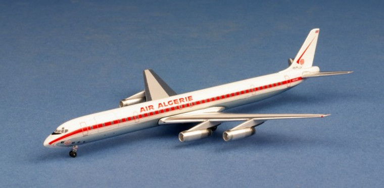 Aeroclassics Air Algerie-World Douglas DC8-63 N804WA 1/400