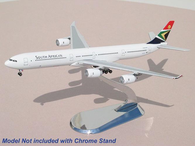 Gemini Jets Chrome Stand 1/400 GJSTD777