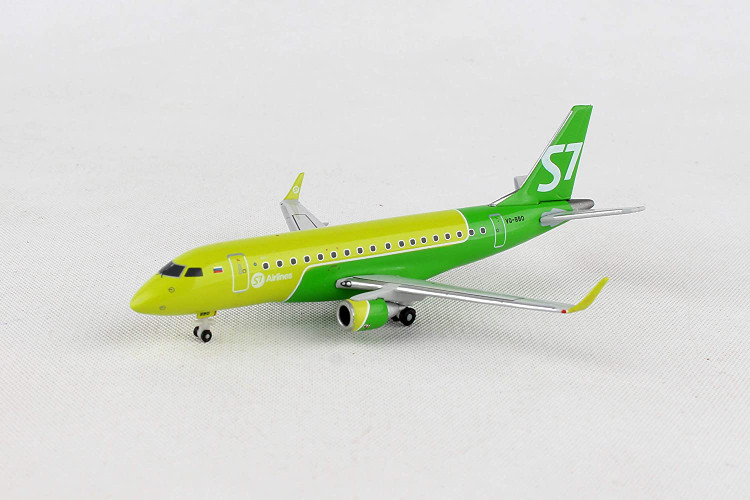 Herpa S7 Airlines Embraer E170 - VQ-BBO 1/400 562645