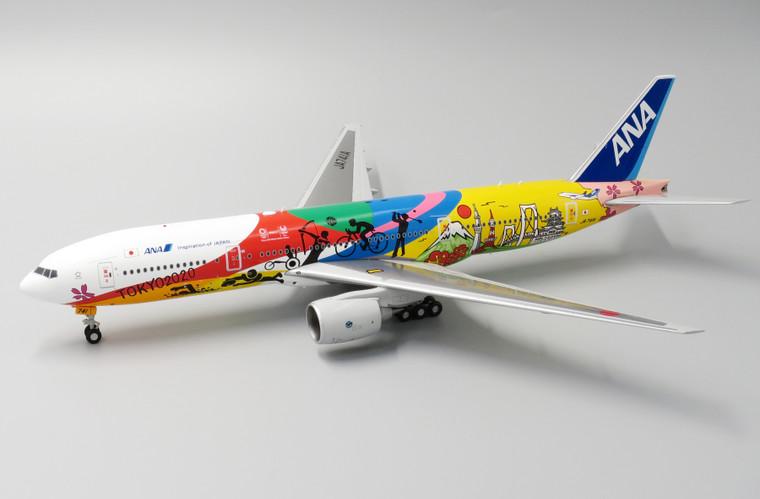 Phoenix ANA Boeing 777-200ER Hello 2020 JA741A 1/200