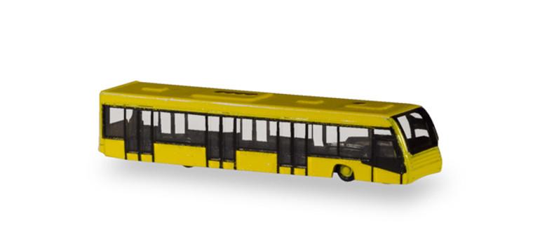 Herpa Scenix - Airport Bus Set - set of 4 1/400 562591