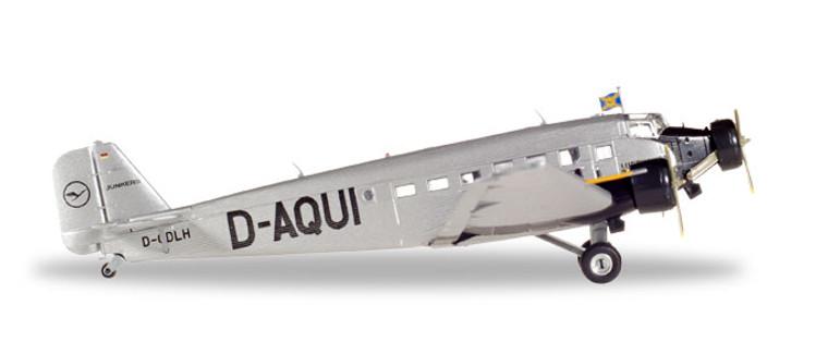 "Herpa Junkers Ju-52 ""Lufthansa"" 1/160 19040"