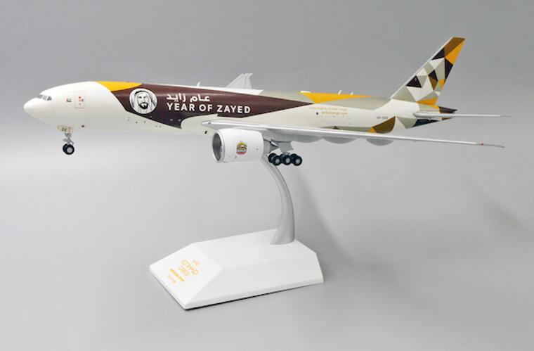 JC Wings Etihad Boeing 777-200LRF 'Year of Zayed' 1/200 XX2137