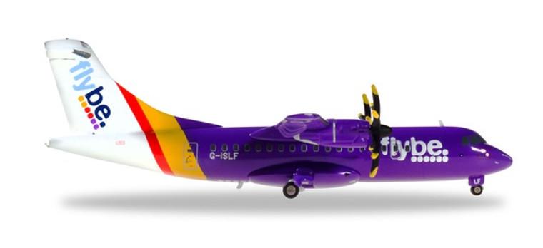 Herpa FlyBe ATR-42-500 1/200 559331