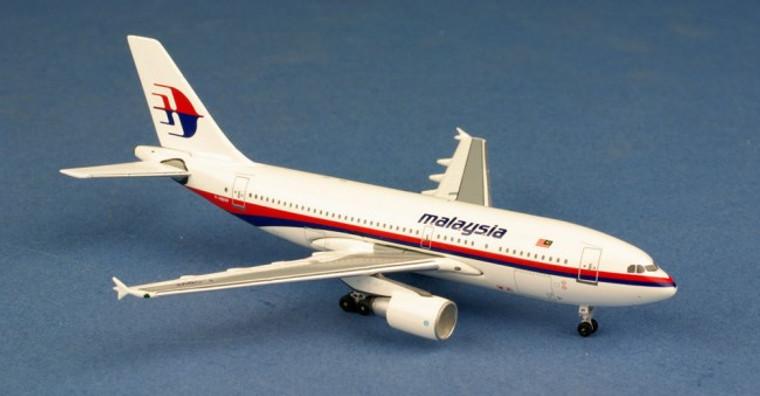 Aeroclassics Malaysian Airbus A310-300 F-ODVF 1/400 AC1479