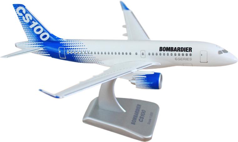 Limox Bombardier CS100 House Colour Scale 1/200