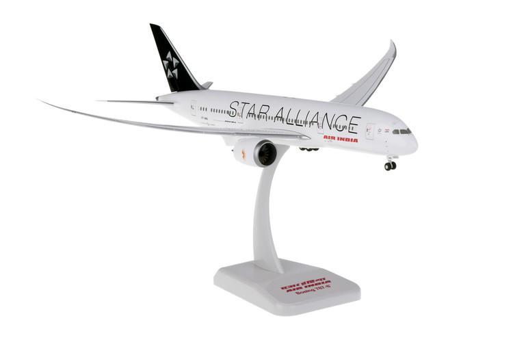 Hogan Air India Boeing 787-8 Star Alliance 1/200 10277