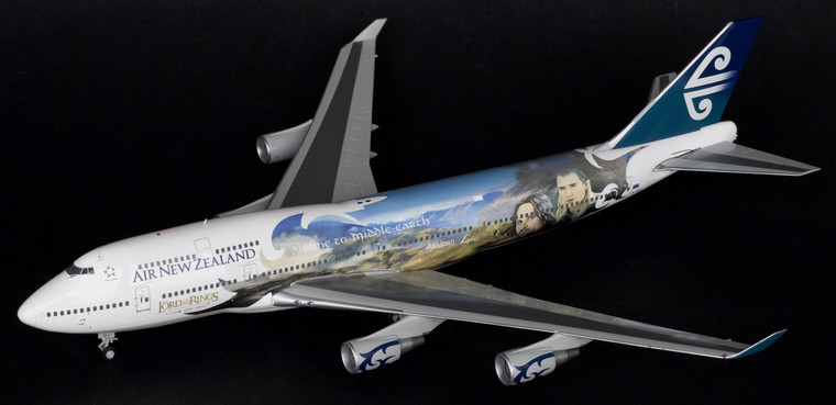 JC Wings Air New Zealand Boeing 747-400 Lord Of the Rings 1/200 XX2925